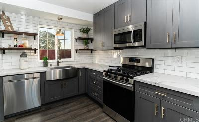 San Diego CA Single Family Home For Sale: $469,000