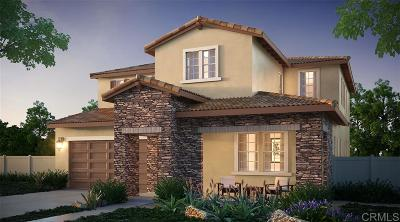 Chula Vista CA Single Family Home For Sale: $769,900