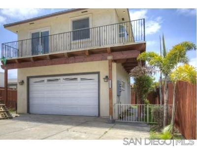 San Diego Single Family Home For Sale: 1088 Hayes Ave