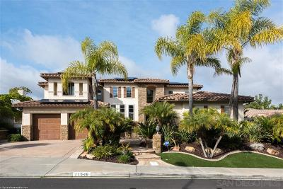 San Diego Single Family Home For Sale: 11546 Normanton Way