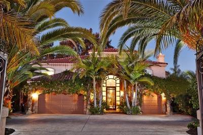 Single Family Home For Sale: 3791 Vista Pt