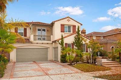San Diego CA Single Family Home For Sale: $1,160,000
