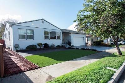 Chula Vista Single Family Home For Sale: 56 Center