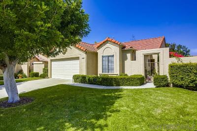 Single Family Home For Sale: 15120 Avenida Rorras