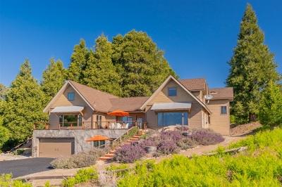 Palomar Mountain CA Single Family Home For Sale: $1,199,000