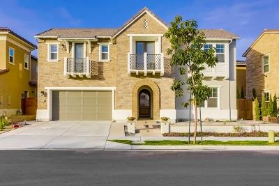 Carlsbad Single Family Home For Sale: 4716 Borden Court