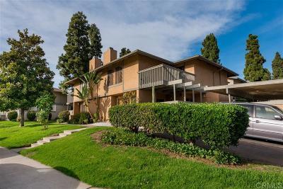 Chula Vista CA Townhouse For Sale: $355,000