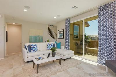 San Diego Townhouse For Sale: 1589 Santa Sabine