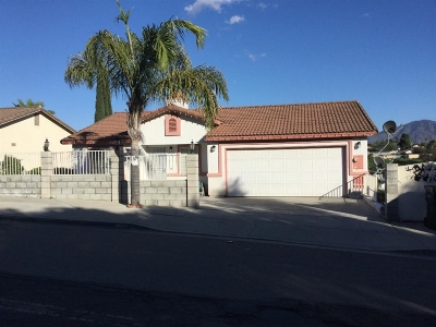 San Diego CA Single Family Home For Sale: $470,000