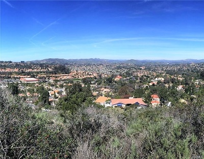 Poway Residential Lots & Land For Sale: Pedriza Dr