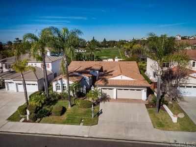 Chula Vista CA Single Family Home For Sale: $749,900