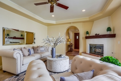 Rancho Santa Fe Single Family Home For Sale: 6112 El Tordo
