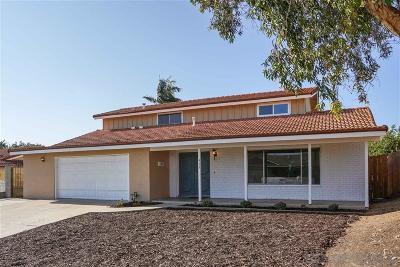 Chula Vista CA Single Family Home For Sale: $569,000