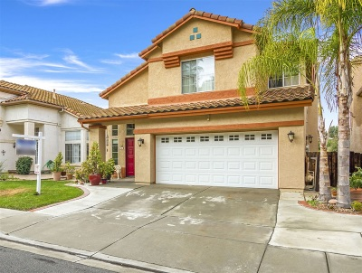 Oceanside Single Family Home For Sale: 965 Gallery Dr