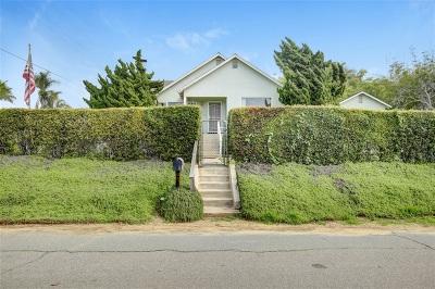 Encinitas CA Single Family Home For Sale: $1,400,000