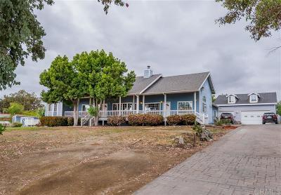 Bonita Single Family Home For Sale: 3509 Rolling Hills Lane
