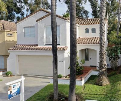 Single Family Home For Sale: 3641 Via Bernardo