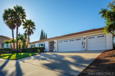 Bonita Single Family Home For Sale: 390 Camino Elevado