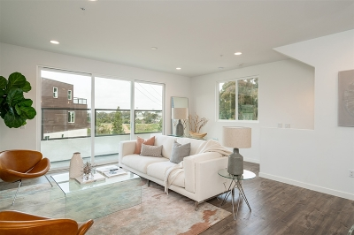 San Diego CA Attached For Sale: $849,000