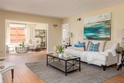 San Diego CA Single Family Home For Sale: $700,000