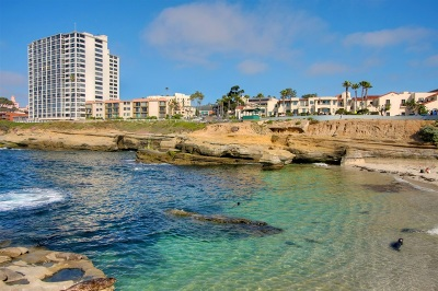 La Jolla Attached For Sale: 939 Coast Blvd. #6J