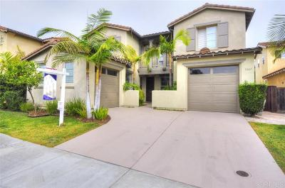 Chula Vista Single Family Home For Sale: 1641 Picket Fence Dr