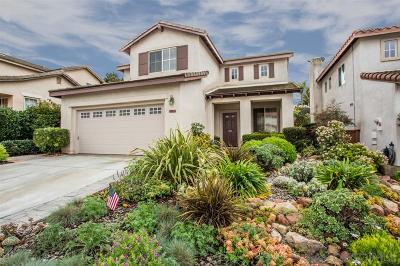 Chula Vista Single Family Home For Sale: 2440 Eagle Valley Dr