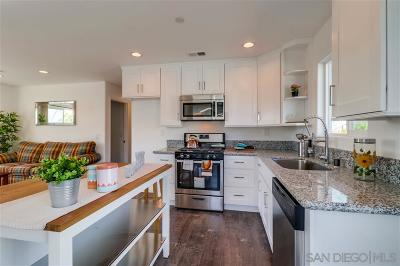 San Ysidro Single Family Home Contingent: 165 Sellsway Street