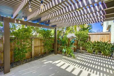 San Diego CA Attached For Sale: $535,000