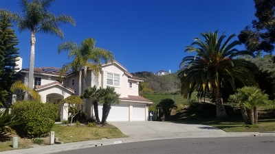Carlsbad Single Family Home For Sale: 922 Merlo Ct