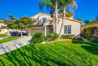 Oceanside Single Family Home For Sale: 5096 Mendip St