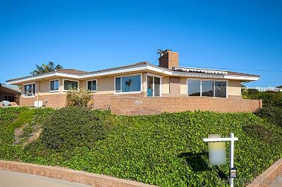 San Diego CA Single Family Home For Sale: $1,450,000