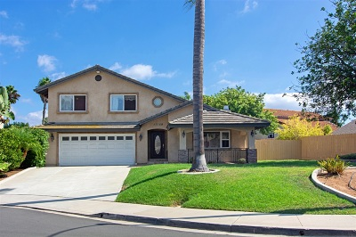 San Diego Single Family Home For Sale: 17159 Poblado Court
