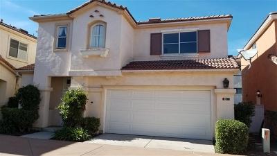 Chula Vista Single Family Home For Sale: 1212 Calle Tesoro