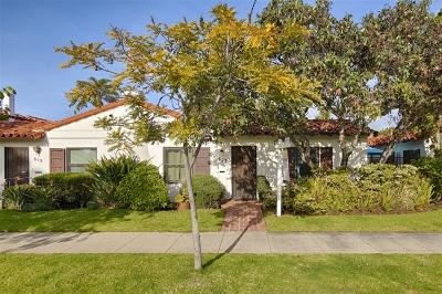 Coronado Attached For Sale: 623 5th Street