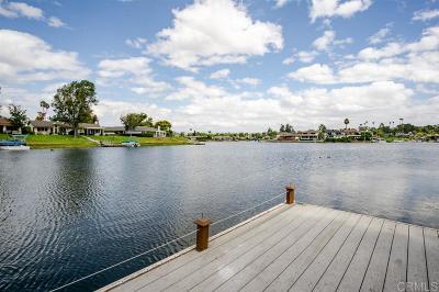 San Marcos Single Family Home For Sale: 1520 Via Brisa Del Lago
