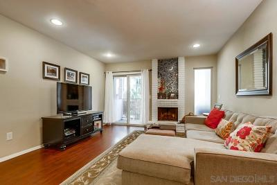 San Diego Attached For Sale: 2940 Broadway #29