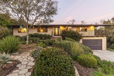 Fallbrook Single Family Home For Sale: 840 Mackey Lane