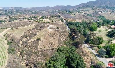 Fallbrook Residential Lots & Land For Sale: Via Ranchitos #Par 4