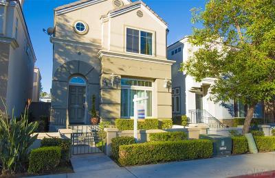 Escondido Single Family Home For Sale: 156 Cityscape Gln