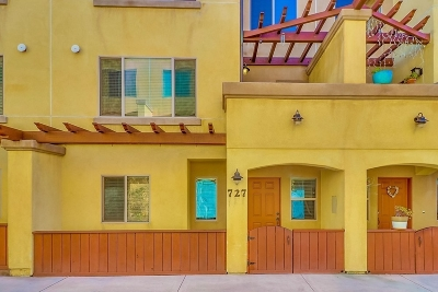 Pacific Beach Rental For Rent: 727 Diamond Street