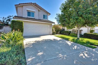 San Diego Single Family Home For Sale: 15825 Windrose Way