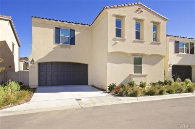San Marcos Single Family Home For Sale: 630 Merit Dr.