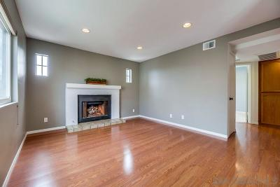 San Diego Attached For Sale: 2608 Broadway #8