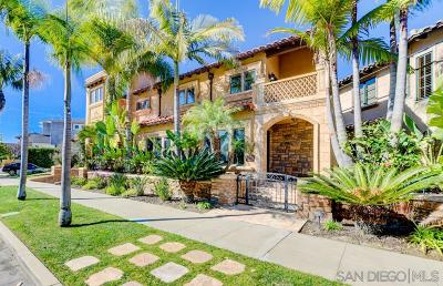 Coronado Single Family Home For Sale: 1615 San Luis Rey Avenue