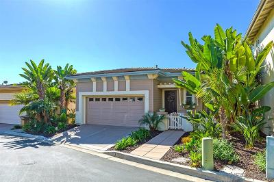 Cardiff, Cardiff By The Sea Single Family Home For Sale: 2714 Mackinnon Ranch Rd