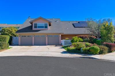 La Jolla Single Family Home For Sale: 2875 Sugarman Way