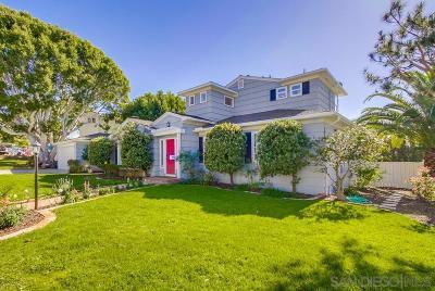 La Jolla Single Family Home Pending: 5776 Waverly