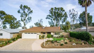 Single Family Home Sold: 1131 San Julian Drive