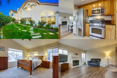 Oceanside Single Family Home For Sale: 652 Mosaic Circle